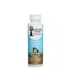 3 Sisters of Nature Cleansing-Coconut-Co-wash 237ml.