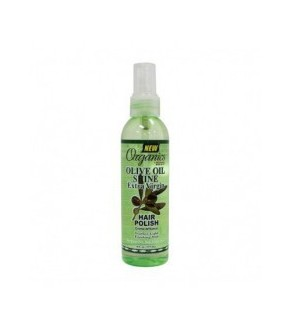Africa's Best Olive Oil Shine Extra Virgin Hair Polish Mist Spray 6 oz