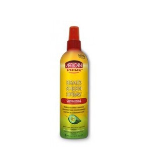 African pride braid sheen spray regular 12oz