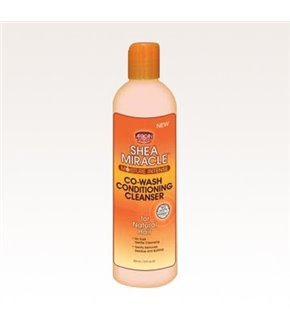 African pride shea conditioning co-wash 12oz