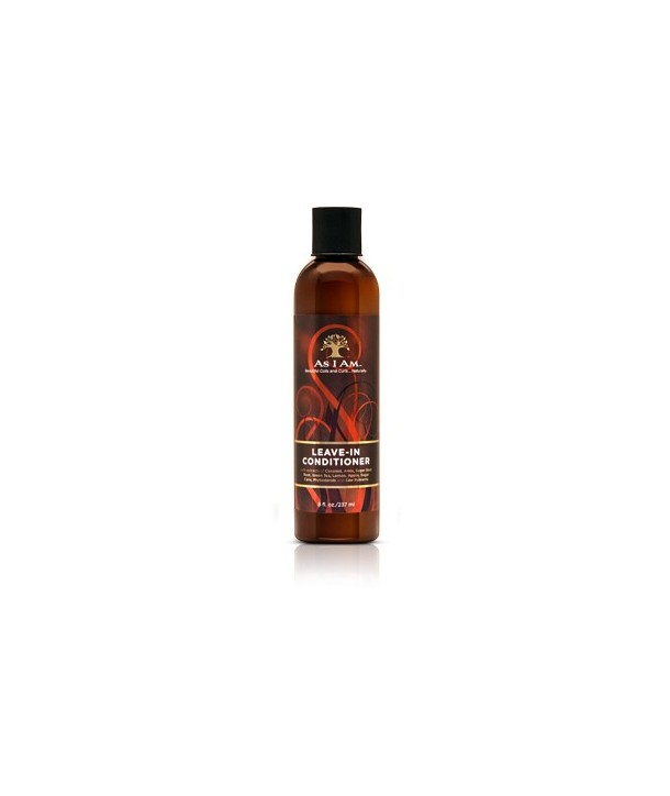 As I Am Naturally Leave-In Conditioner 8oz