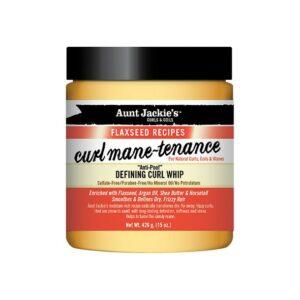 Aunt Jackie's Flaxseed Curl Mane-Tenance 15oz