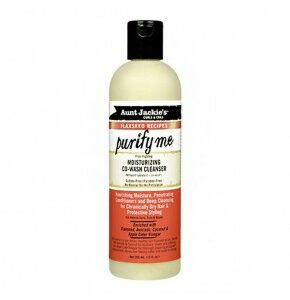 Aunt Jackie's Flaxseed Purify Me Co-wash