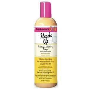 Aunt Jackie's Girls Heads Up Shampoo 12oz