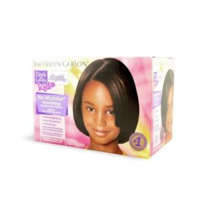 Beautiful Beginnings No-Mistake No-Lye CHILDRENs Relaxer kit Regular