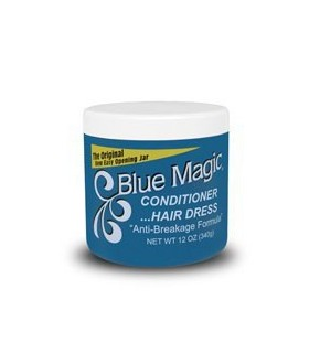 Blue Magic Conditioner & Hair Dress – 12oz blue jar