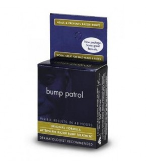 Bump Patrol AFTER SHAVE INTENSIVE TREATMENT – 1/2oz