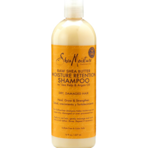 SHEA MOISTURE RAW SHEA BUTTER RESTORATIVE CONDITIONER-FAMILY SIZE 16 FL OZ / 437 ML