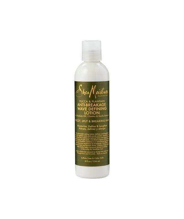 Shea Moisture Yucca & Plantain Thermal Protection Serum 4oz