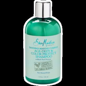 Shea Moisture Zanzibar & Pearl Protein Shampoo 13oz