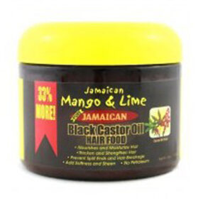 Jamaican Mango & Lime Jamaican Black Castor Oil Hair Food 6oz