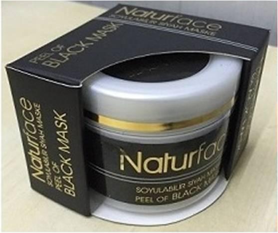 Naturface Peel of black mask
