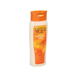 Cantu Natural for Hair Sulfate Free Cleansing Shampoo 400 ml