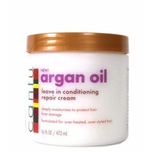 Cantu Shea Butter Argan Oil Leave in 15oz