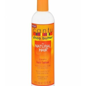 Cantu Shea Butter Natural Hair Creamy Hair Lotion 12 oz