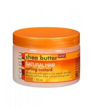 Cantu Shea Butter for Natural Hair Curling Custard 12oz