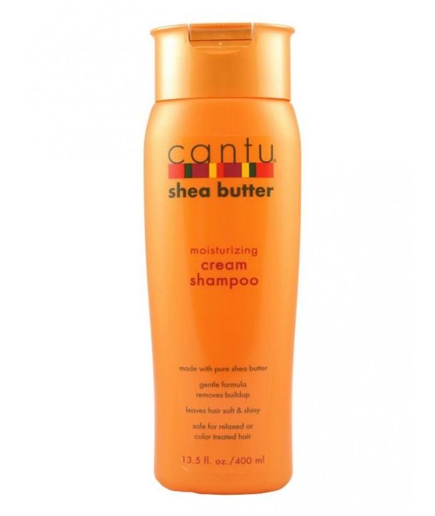 Cantu Shea Butter Moisturizing Cream Shampoo 13.5 oz