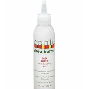 Cantu Shea Butter Shea Butter No Drip Hair & Scalp Oil 6 oz