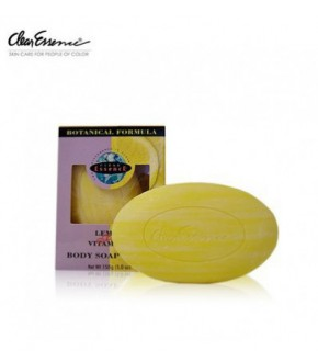 Clear Essence Lemon Plus Vitamin C Body Soap Scrub 5 oz.