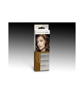 COVER YOUR GRAY COLOR COMB Dark Brown