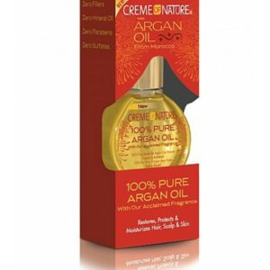 Creme of Nature Argan 100% Pure Argan Oil 1oz
