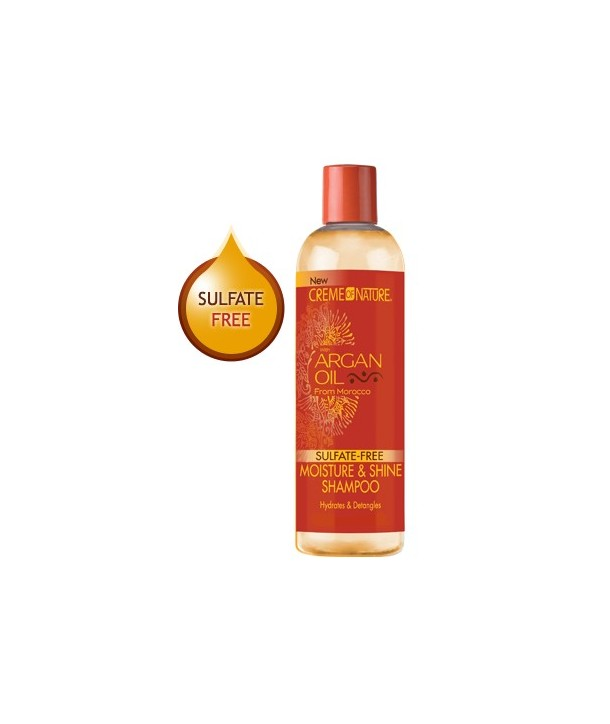 Creme Nature Shampoo Argan Oil