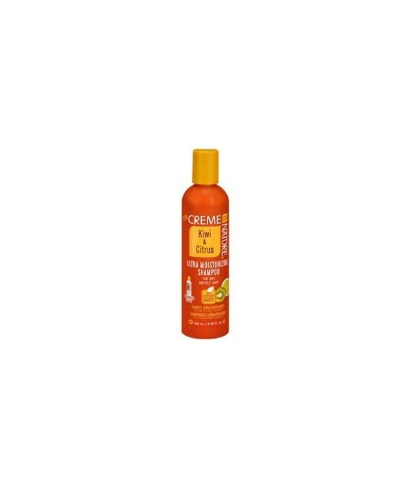Creme of Nature Kiwi & Citrus Ultra Moisturizing Shampoo 8 oz