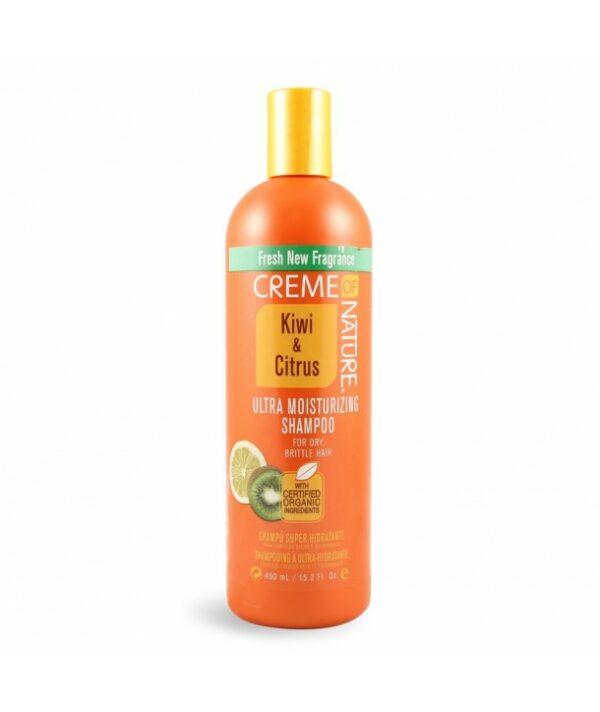 Creme of Nature Kiwi & Citrus Ultra Moisturizing Shampoo 8 oz