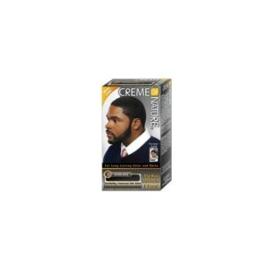 Creme of Nature Men hair color Natural Black 1.0