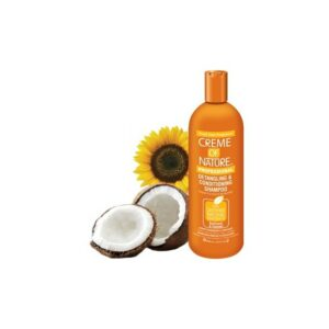 Creme of Nature Sunflower & Coconut Detangling Conditioning Shampoo 32 oz