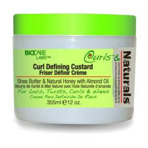 Curls & Naturals Curl Defining Custard 12oz