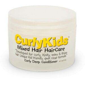 Curly Kids Deep Conditioner 8 oz