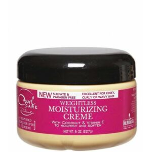 Curl Care Dr. Miracle's Weightless Moisturizing Creme 8oz