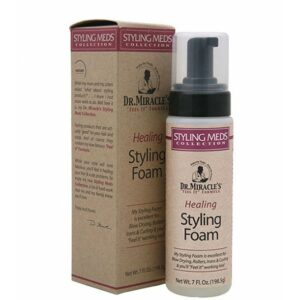 Dr. Miracle's Healing Styling Foam 7 oz