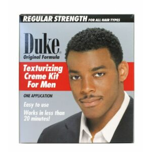 Duke Text Creme Kit 1 App. Regular