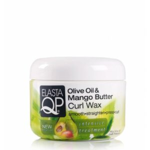 ELASTAQP OLIVE OIL & MANGO BUTTER CURL WAX 5oz