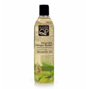 ELASTAQP OLIVE OIL & MANGO BUTTER GROWTH OIL 12oz