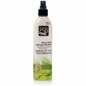 ELASTAQP OLIVE OIL & MANGO BUTTER LEAVE-IN H2 CONDITIONER 8oz