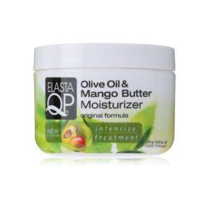 ELASTAQP OLIVE OIL & MANGO BUTTER MOISTURIZER 6oz
