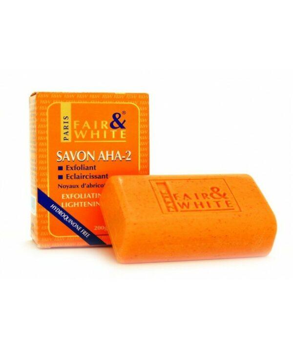 Fair & White Original AHA Exfoliating Soap 200g
