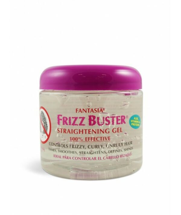 Fantasia Frizz Buster Straightening Gel 16 oz
