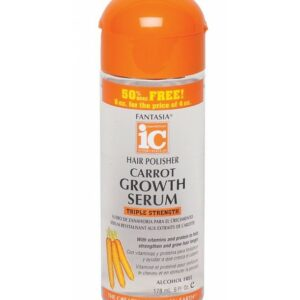 Fantasia Hair Serum Carrot Growth 6 oz