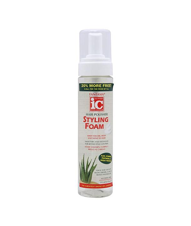 Fantasia IC Hair Polisher Styling Foam 8.5 oz