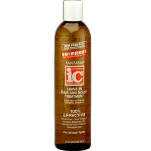 Fantasia IC Leave In Hair & Scalp Treatment 12oz