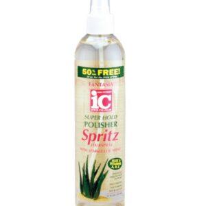 Fantasia IC Super Hold Polisher Spritz Hairspray 12 oz