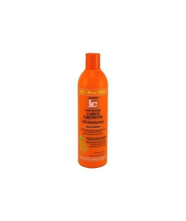 Fantasia Oil Moisturizer Carrot Growth 12oz
