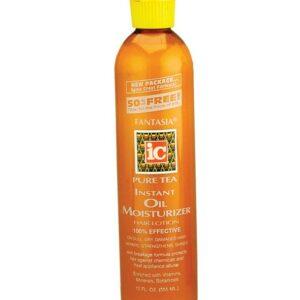 Fantasia Pure Tea Instant Oil Moisturizer Hair Lotion 16 oz