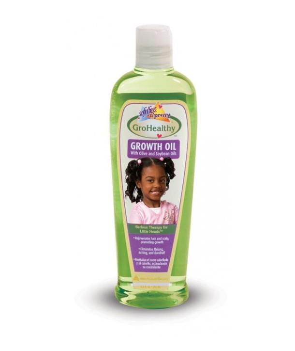 Gro Healthy Olive Growth Oil 8.8 oz