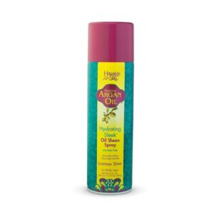Hawaiian Silky Argan Oil Hydrating Sleek Sheen Spray 15 oz