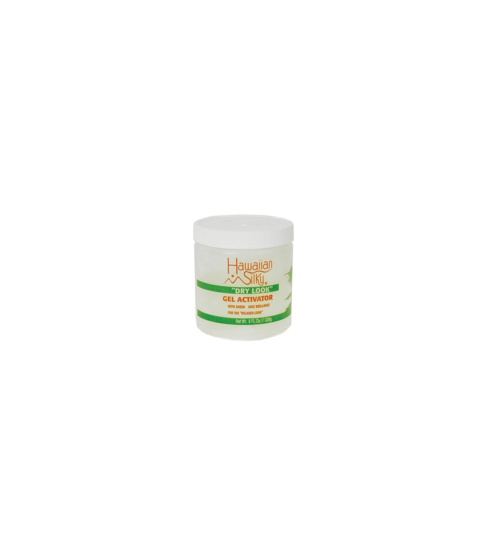 Hawaiian Silky Gel Activator Dry Look 16 oz